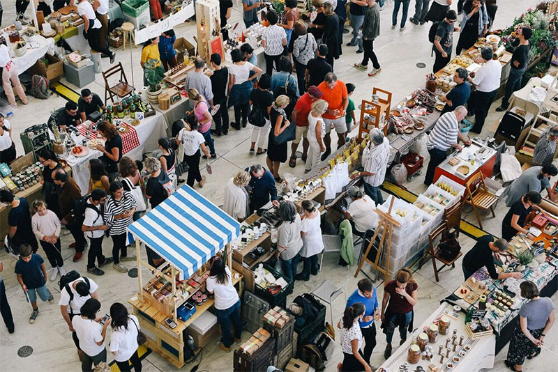 All Those Food Market: artesanía gastro en BCN