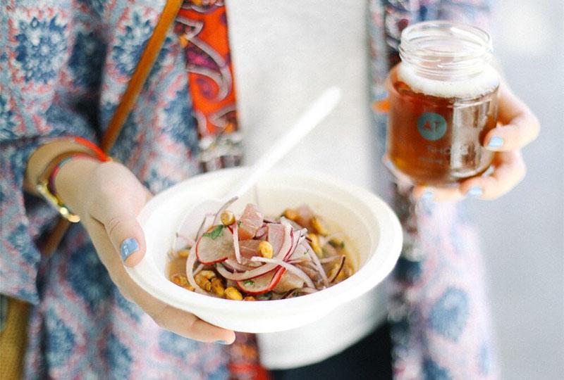 All Those Food Market: artesanía gastro en BCN