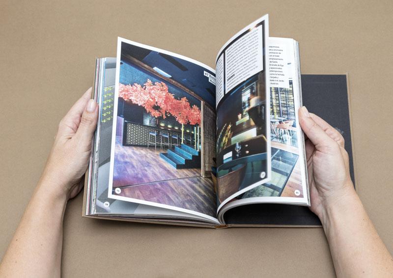 """""""Comer bien sentado"""" Un libro de gastronomía y diseño"""