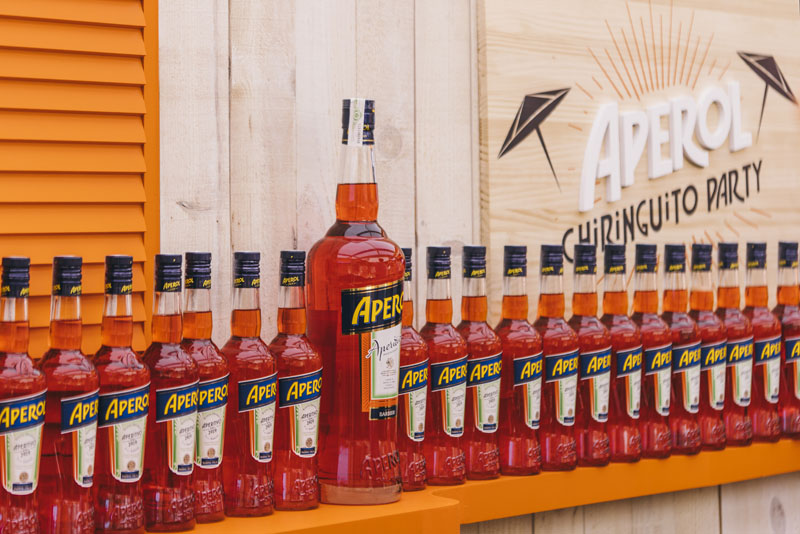 Aperol Chiringuito Party en Barcelona