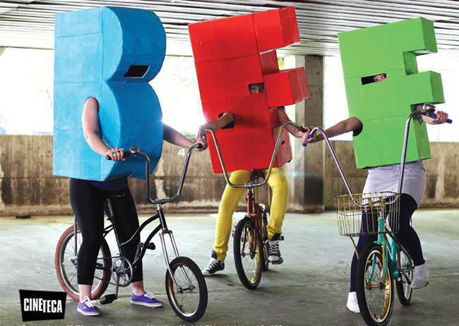BICYCLE FILM FESTIVAL MADRID