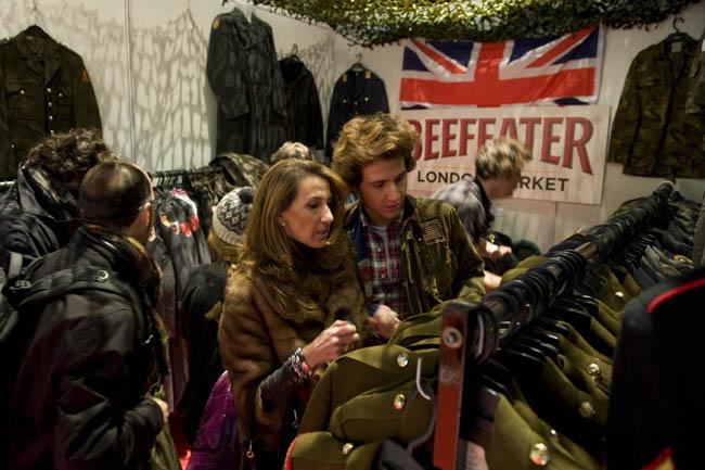 BEEFEATER LONDON MARKET 2012