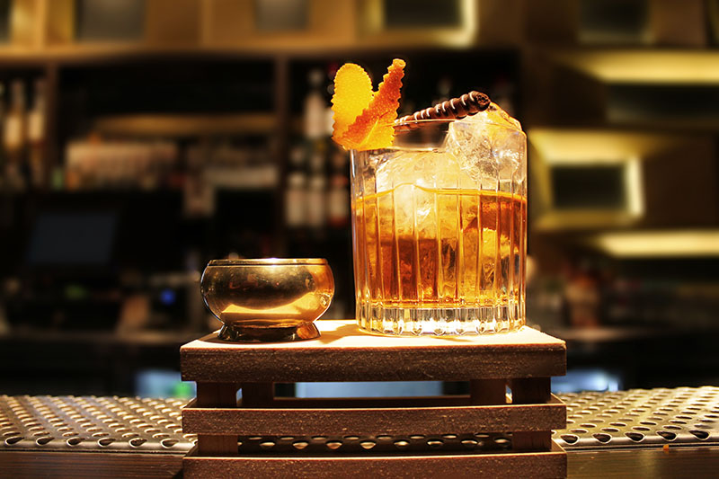 Vinos y cócteles: Angelita, bar doble en Madrid