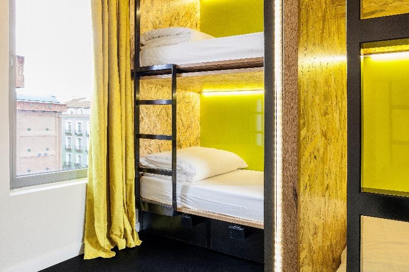 Bastardo: el hostel ilegítimo de Madrid