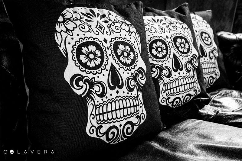 Calavera Madrid, un bar de fiesta y tatuajes