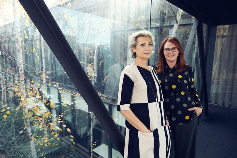 Carme Pinós diseña el MPavilion en Melbourne