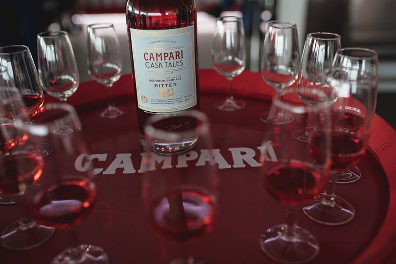 Campari Cask Tales: homenaje terminado en barrica