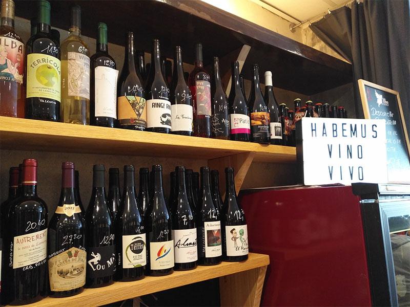 Cascorro Bistrot: cocina francesa y vino natural