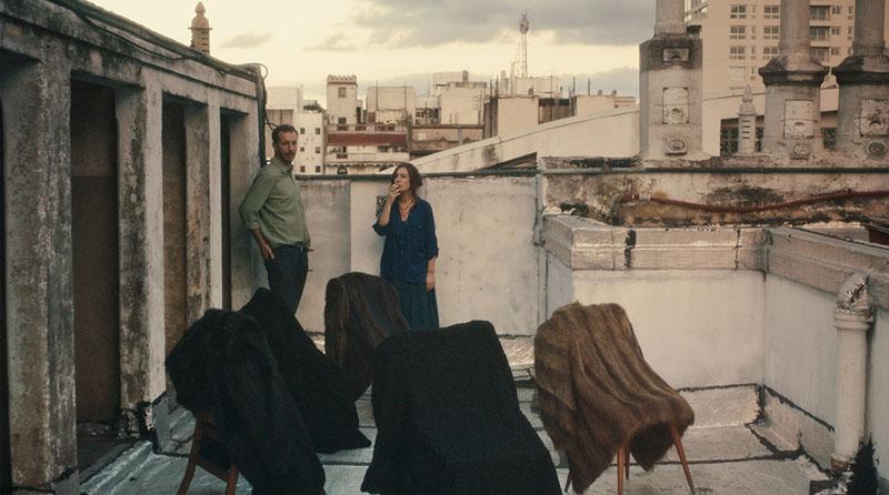 Ciclo Lucrecia Martel: foto promocional de la película A Family Submerged.