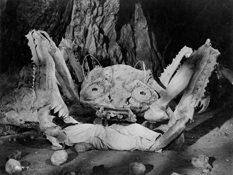 CineCutre-en-vivo-monstruos-marinos-cangrejo CineCutre En Vivo: Monstruos marinos