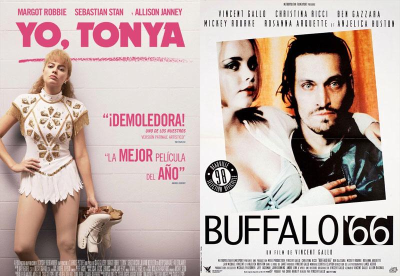 Concurso Cibeles de Cine: Yo, Tonya + Buffalo '66