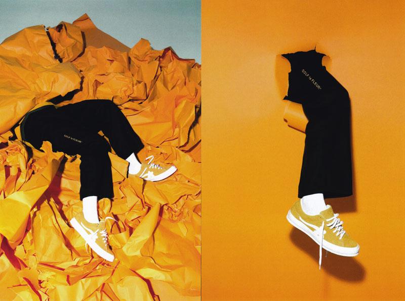 GOLF le FLEUR by Converse x Tyler, the Creator