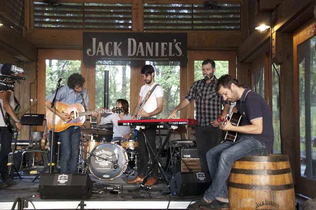 JACK DANIEL´S TENNESSEE TOUR