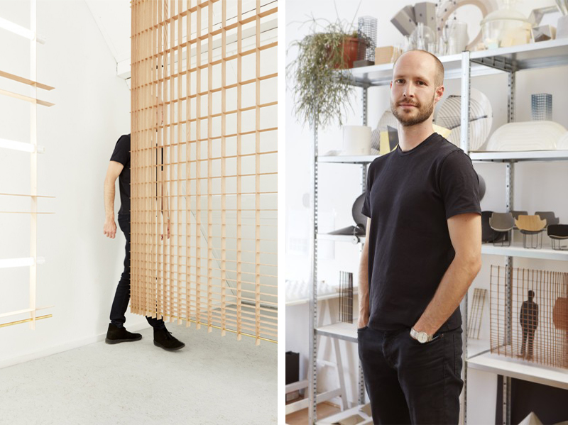 Entrevista: David Derksen, entre el arte y el diseño