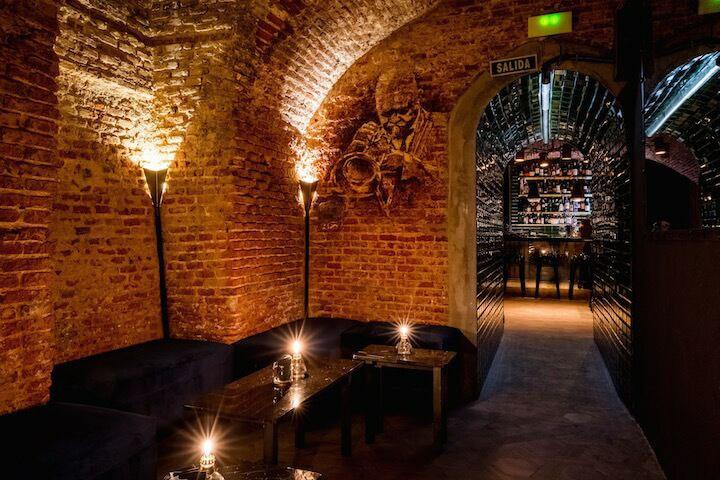 Restaurante y coctelería Decadente: otro Huertas