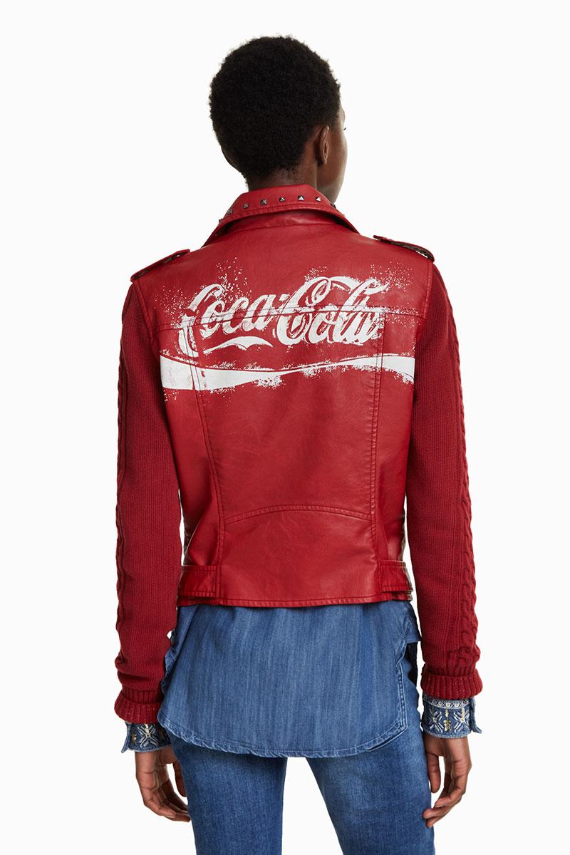 Desigual x Coca Cola: Colección Cápsula 2018