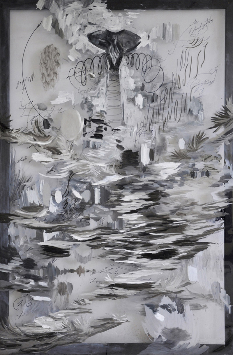 Felipe Talo expone en la Galería Alegría