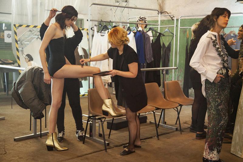 Edha, la serie sobre la moda en Argentina