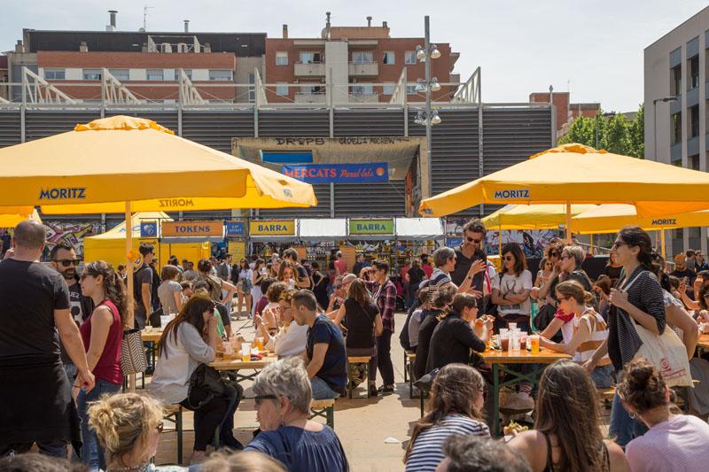 Eat Street/Mercats Paral·lels: La gastro-fiesta