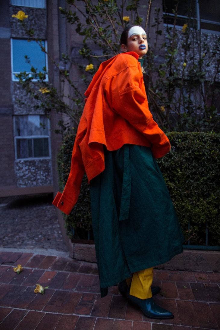 Historias de Moda: Voir II x Milo Miranda