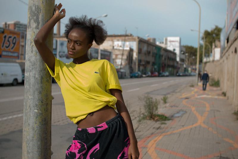 Editorial de Moda x Simone Siel