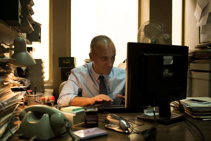 El autor, lo nuevo de Martín Cuenca