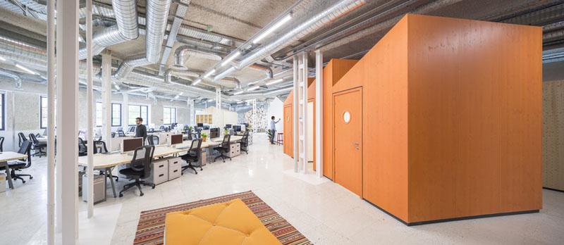 Un espacio de trabajo para el año 2021