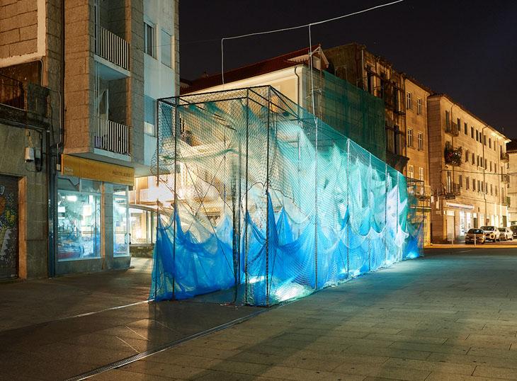 Experimenta Pontevedra: Arquitectura efímera