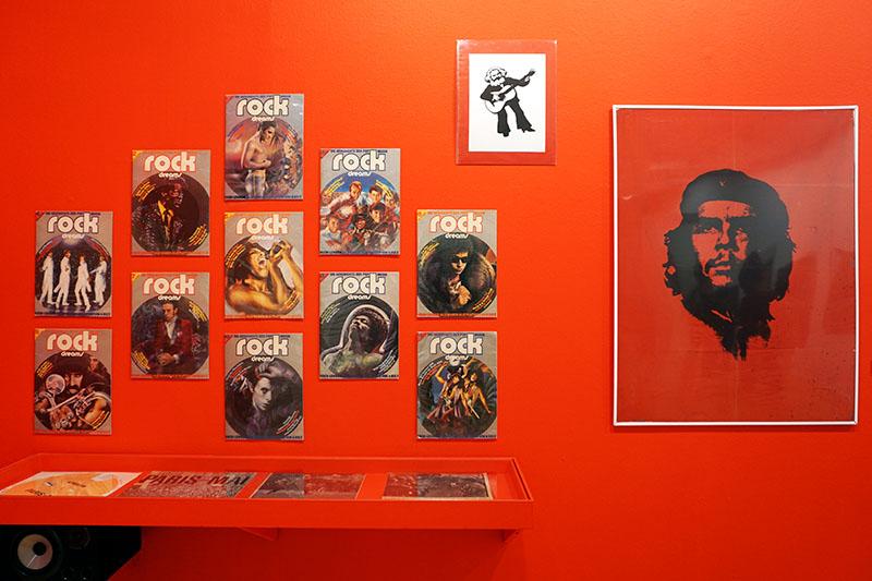 Psicodelia en la cultura visual de la era beat