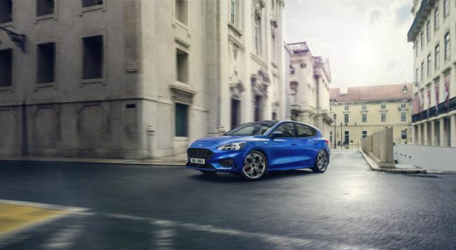 El Nuevo Ford Focus