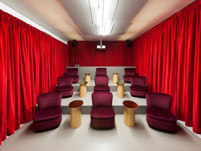 Gonzalez - Haase: Oficinas para una agencia de publicidad