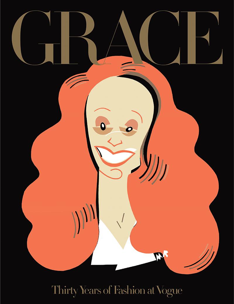Grace Coddington, 30 años en un libro