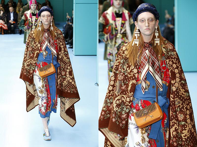 Gucci, Mejores Efectos Especiales en Moda