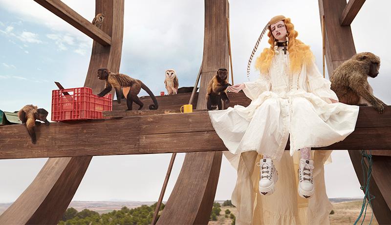 Gucci Cruise 2019, el arca de Michele