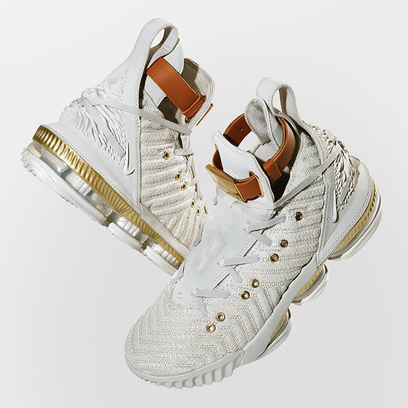 Las Hfr X Lebron 16 Una De Las Zapatillas Con Conciencia Social De Nike