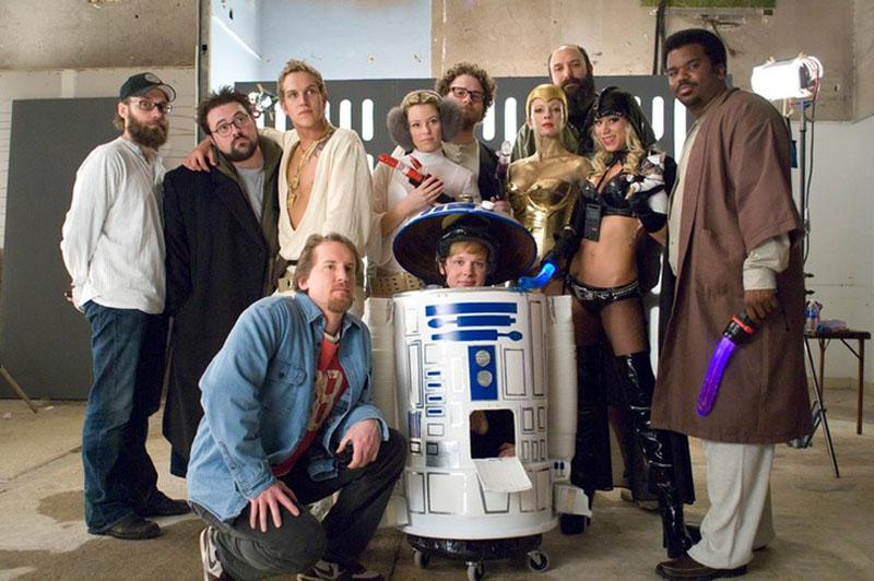 Star Wars: Las comedias más locas de la galaxia