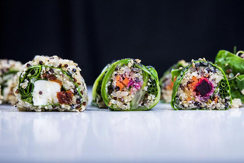 Happy Green: bols bonitos, saludables y... ricos