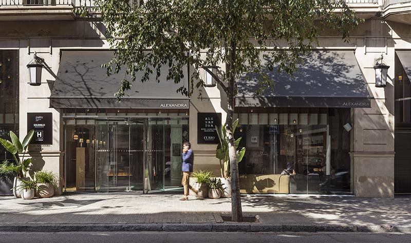 Hotel Alexandra: un oasis en medio de Barcelona