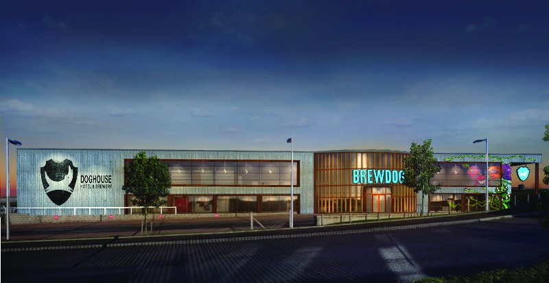 Doghouse, el hotel de la cerveza artesana