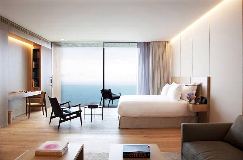 Hotel Akelarre, el lujoso sueño del chef Subijana