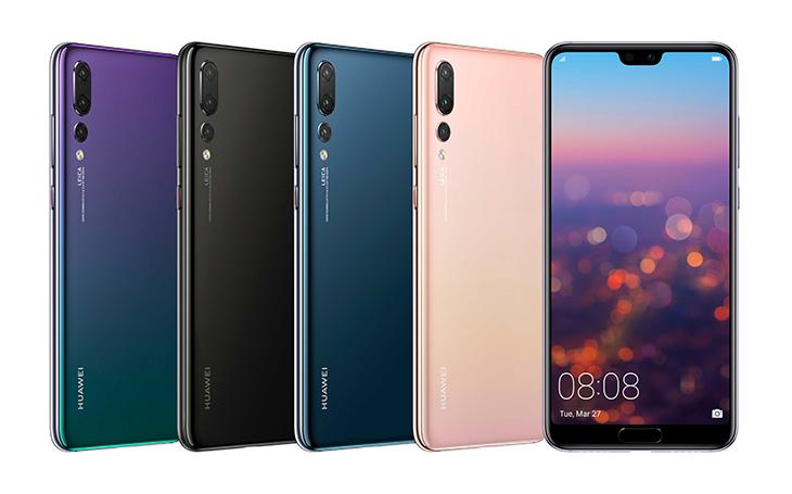 Huawei P20 más que un teléfono