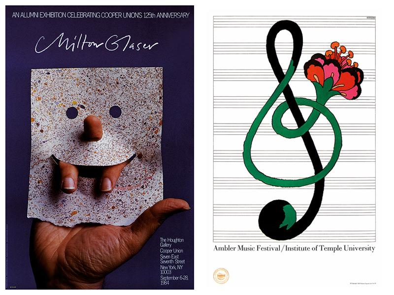 I ♥ MILTON: Milton Glaser aterriza en Madrid