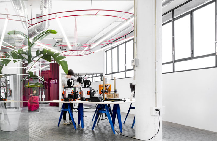 IED innovation Lab un espacio autoproducido