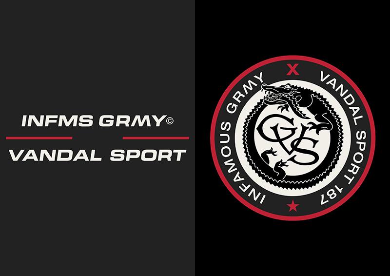 INFMS GRMY x VANDAL SPORT 187