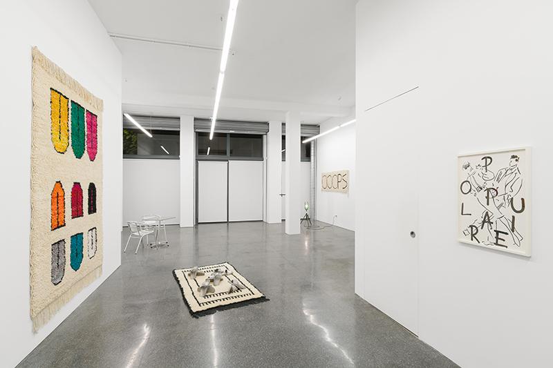 Josep Maynou en Lehmann + Silva Gallery