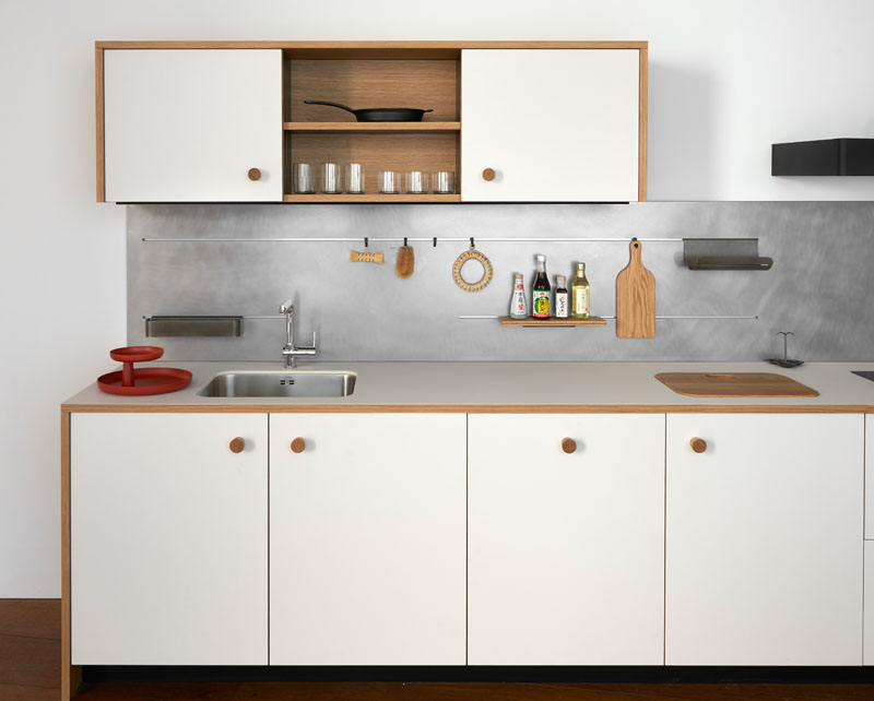 Lepic: La primera cocina de Jasper Morrison