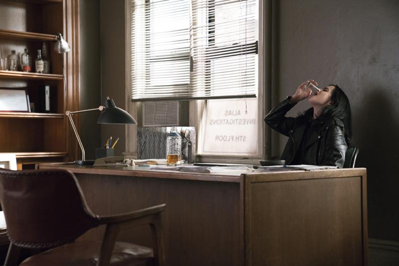 Jessica Jones enfrenta su segunda temporada