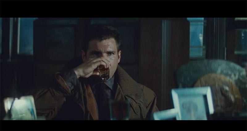 El whisky de Blade Runner 2049 no es para humanoides