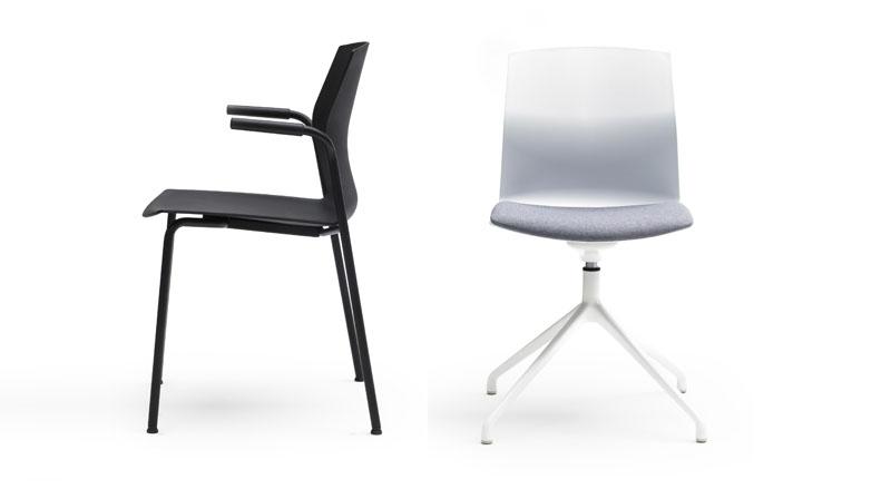 Jorge Pensi diseña la silla Kabi para Akaba