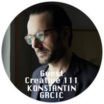 Guest Creative Kostantin Grcic